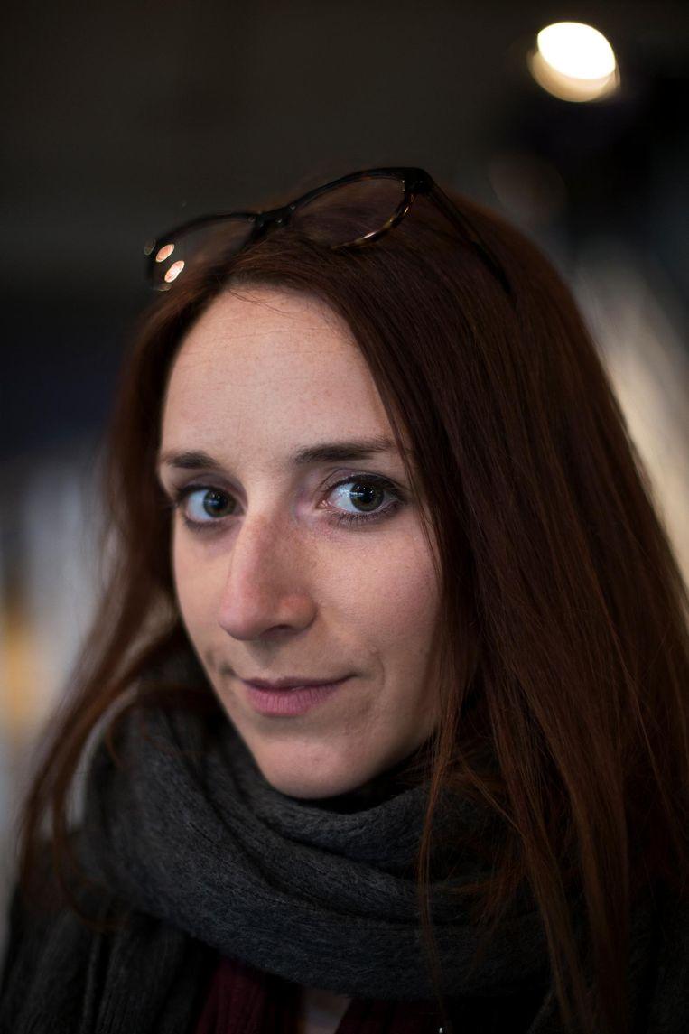 Noémie Maignan. Beeld Bart Koetsier