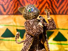 Wie is toch die sexy panter? Magie The Masked Singer ontrafeld