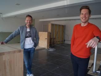 """Ibe en Filip openen 'Frietatelier Poekie': """"Stevig inzetten op onze webshop en met virtuele wachtrijen werken"""""""