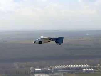 Eerste vliegende auto te koop in 2017