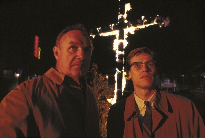 Mississippi Burning met Gene Hackman en Willem Dafoe.