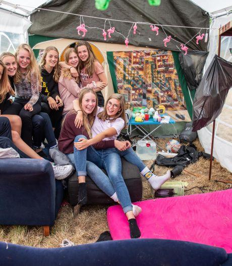 Kampeerfeesten Tubbergen: jongeren hebben moeite plek te vinden