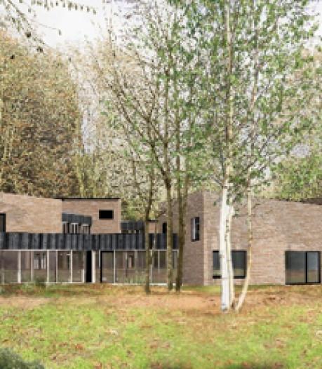 Vier leefgroepen, therapeuten en administratie krijgen stek in nieuw gebouw van De Berkjes