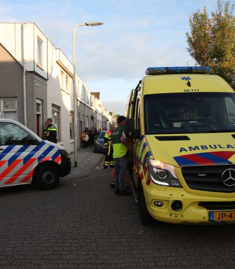 Man neergestoken in woning in Roosendaal, vrouw aangehouden