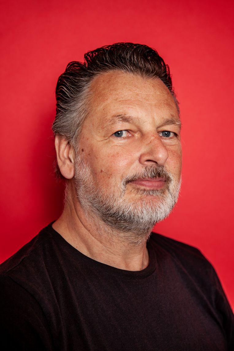 Gerry Berthauer (57). Beeld Ernst Coppejans