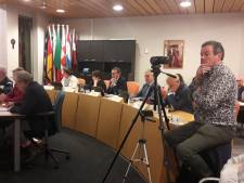 Burgemeester Haaren mocht gemeentehuis niet meer in met pasje