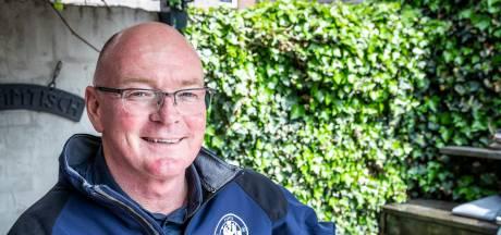 Marcel Verberkt vertrekt door de voordeur bij Elsendorp, maar gaat in ieder geval niet met pensioen