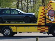 Opnieuw ongeluk op A35 in Enschede, nu op weg richting Hengelo