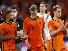 LIVE | Oranje wil vertrouwen tanken voor achtste finale in Boedapest, spelersbus op weg vanuit Zeist