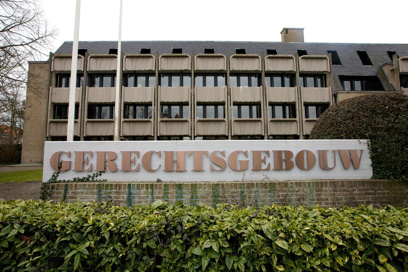 De rechtbank van Veurne.