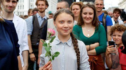Greta Thunberg krijgt Amnesty International-prijs die ook Nelson Mandela te beurt viel