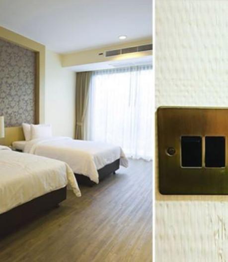 Gedoe met licht in je hotelkamer? De oplossing is opvallend simpel