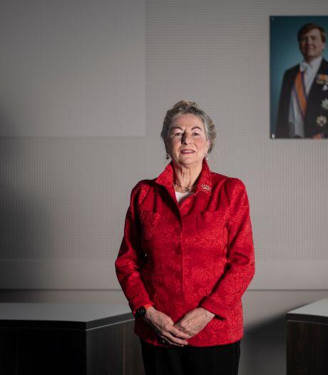 Mooie Mechteld zet na 40 jaar een punt achter haar politieke carrière in Berg en Dal: 'Aan jokken heb je niks, dat komt altijd uit'