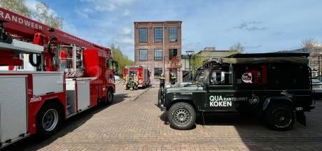 Brand in keuken bij Oldenzaals restaurant QuaKoken