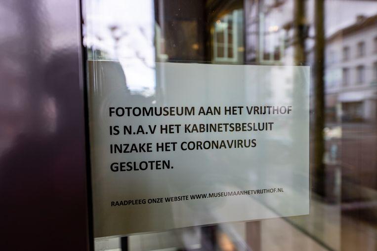 Museum aan het Vrijthof in Maastricht is één van de musea die in financiële nood verkeert.  Beeld Hollandse Hoogte / Novum RegioFoto