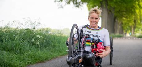 Handbiker Jansen verovert tweede titel op WK paracycling
