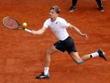 Surprise à Monte-Carlo: Goffin écarte Zverev et file en quarts