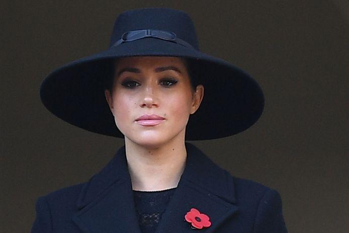 Meghan Markle, hertogin van Sussex.
