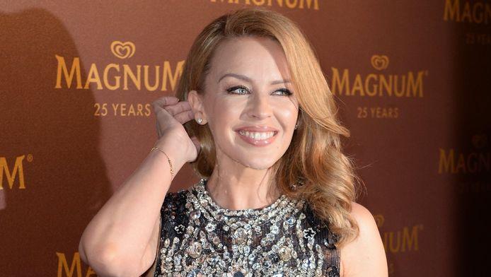 Zangeres Kylie Minogue