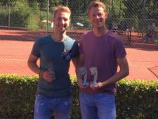 Dubbelslag Nij Bijvank op tennistoernooi De Oorsprong in Beek