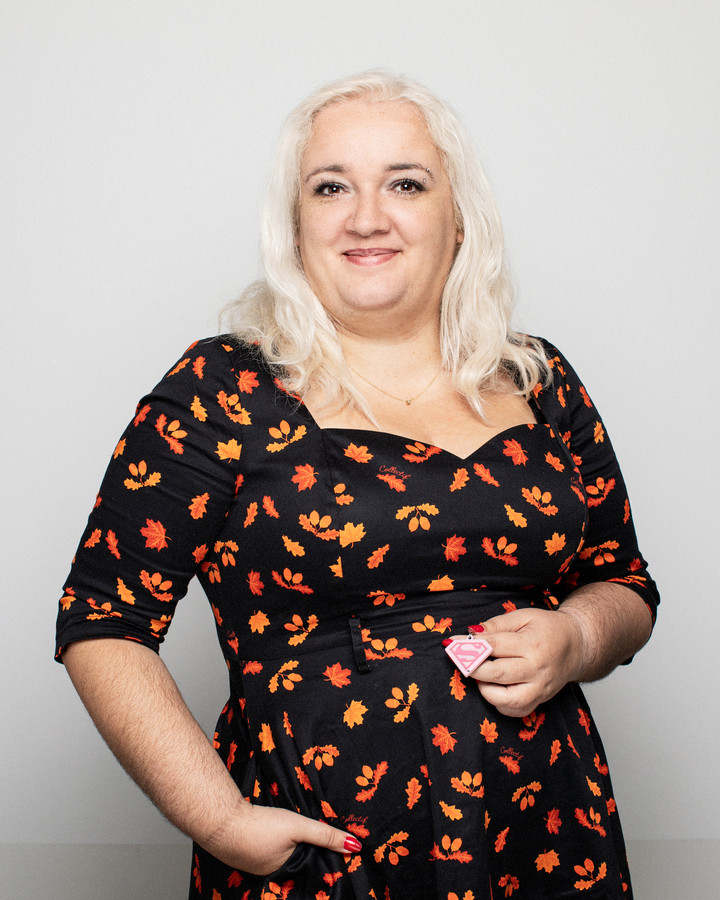 Tamara Haagmans (39) uit Landgraaf.