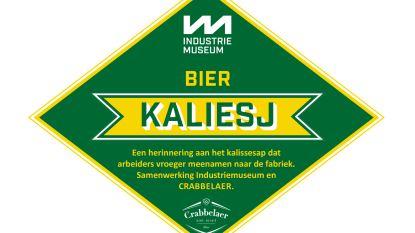 Kaliesjbier voor de opening van het Industriemuseum