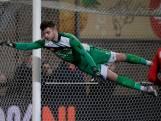 Helmond Sport dankt onklopbare goalie Van Gassel en pakt punt tegen NAC