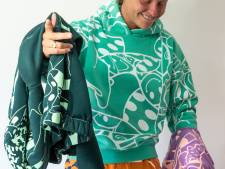 Voor vrolijke kleding moet je bij Tobie (23) zijn: 'Af en toe heb ik een eureka-momentje'