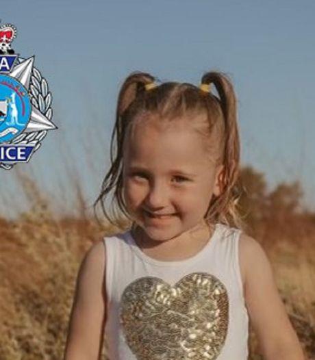 Torenhoge beloning in zaak verdwenen Cleo (4) in Australië, politie vreest ontvoering