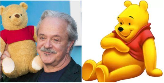 Jim Cummings is Winnie The Pooh.