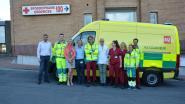 Nieuwe ambulance voor az Glorieux