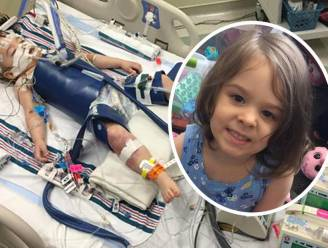 Eden (3) viel in zwembad en had geen hersenactiviteit meer. Tot ze aan mirakeltherapie begon