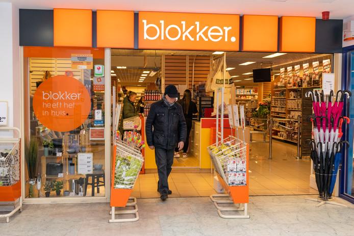Blokker aan de Keyserlei in Antwerpen. De winkels van Blokker in België werden onlangs gekocht door Dirk B.