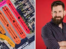 Se garer sur toutes les places du parking de son supermarché: un homme relève ce défi fou en six ans