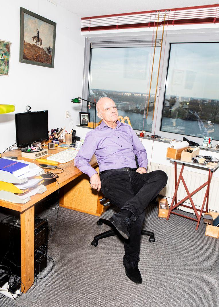 Tim Krabbé: 'Ik vroeg hem wanneer hij wist dat hij Heijn ging doden. 'Toen ik het deed', antwoordde Ferdi' Beeld Hilde Harshagen