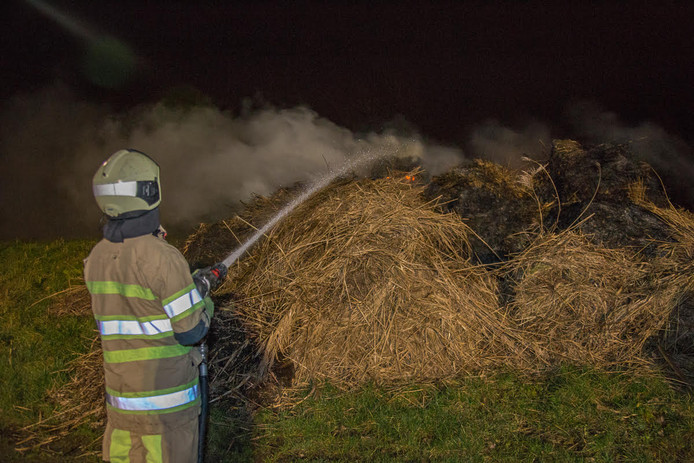 Brand in Waverveen