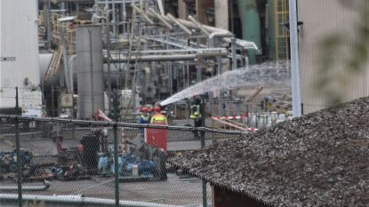 Video: Rampenplan van kracht na zoutzuurlek bij Vynova