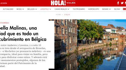 Internationale pers lovend over Dijlstad