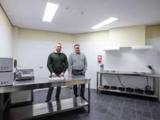 Kijkje in de keuken van nieuw pension voor buitenlandse arbeiders in Zevenaar
