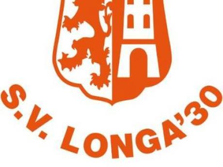 A-jeugd Longa'30 staat na 18 minuten op 6-0, tegenstander Woezik loopt van het veld