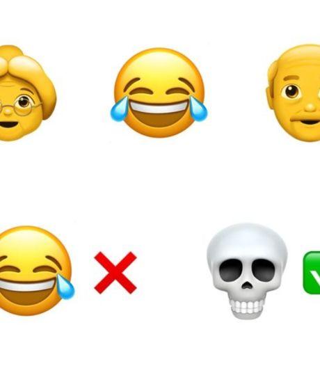 Volg jij het nog? Emojipedia legt haarfijn uit welke emoji's passé zijn