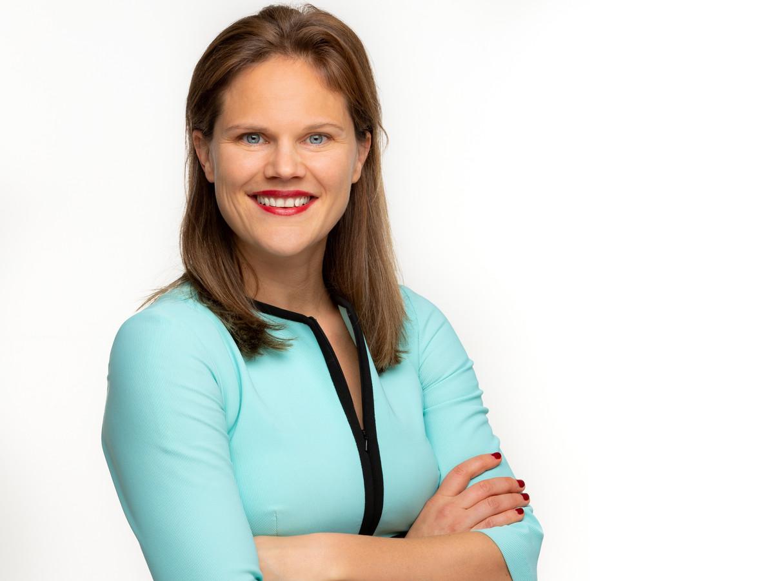 Tegenkandidaat Hester Duursema.