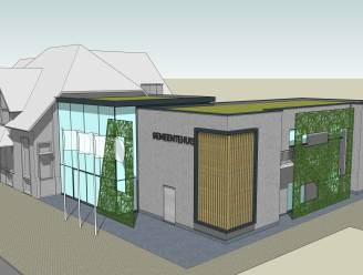 Glabbeek krijgt nieuw gemeentehuis waar ook de OCMW-diensten en de bib een thuis vinden