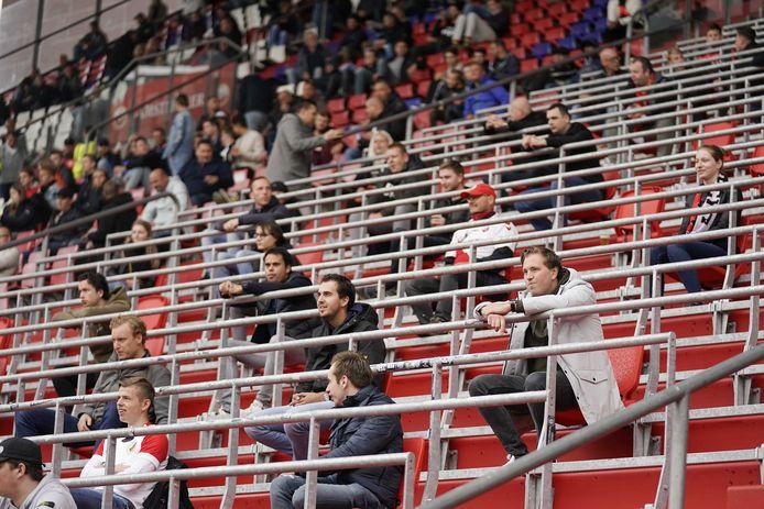 Supporters van FC Utrecht