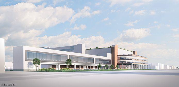 Beerens geeft voormalige gebouwen General Motors een nieuw leven.