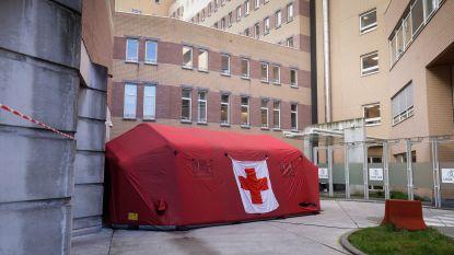 Brusselse ziekenhuizen maken zich klaar voor de storm