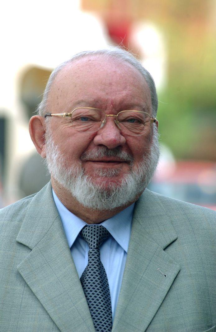 Wijlen oud-burgemeester Jean Libbrecht.