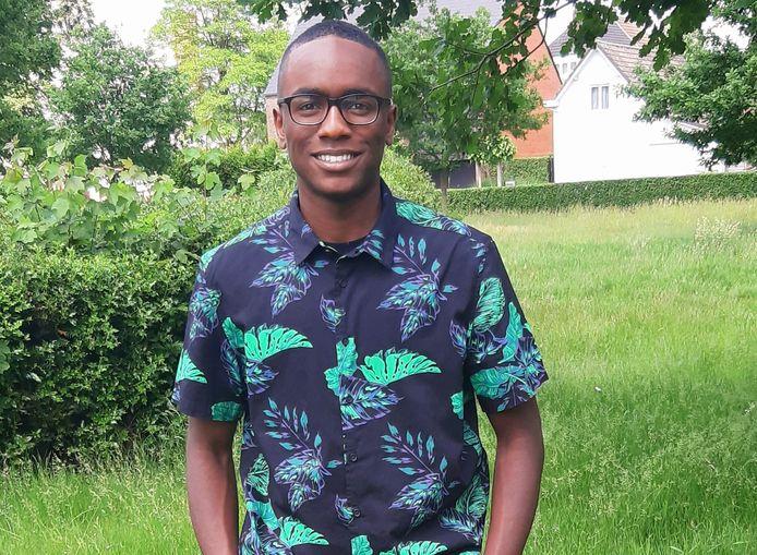 Holy-Ikenna Thompson-Nwachukwu mag twee weken stage lopen bij CERN.