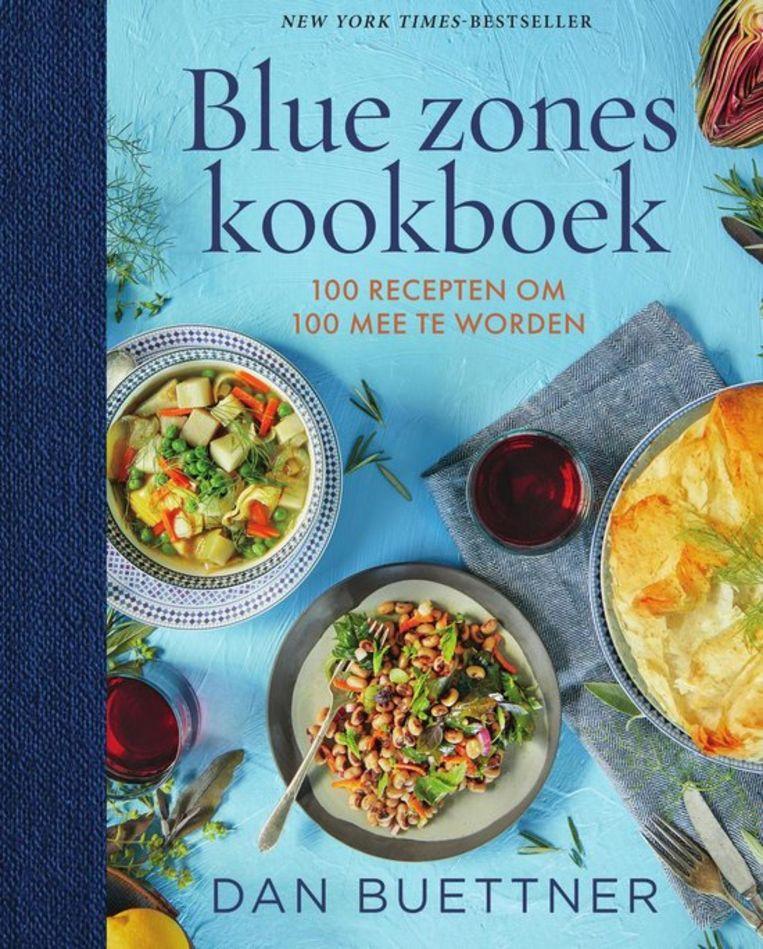 Dan Buettner, 'Blue zones kookboek', Spectrum. Beeld Humo