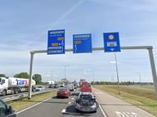 Kruising Zeewolde/Harderwijk is gunstig voor automobilisten, maar niet voor kuifeenden